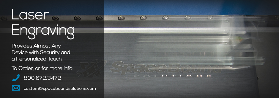 SpaceBound Solutions Laser Engraving and Etching