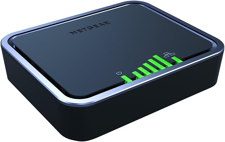 Netgear nighthawk m1 mr1100 gsm/lte unlocked mobile hotspot