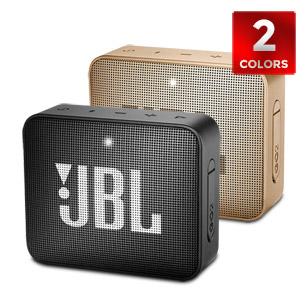 JBL Go 2 Portable Bluetooth Waterproof Speaker