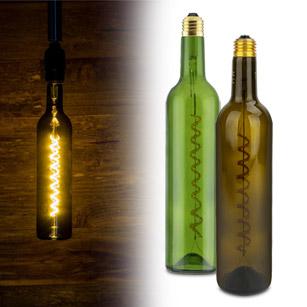 LED Wine Bottle Bulbs