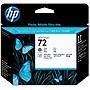 HP 72 Gray and Photo Black DesignJet Printhead C9380A