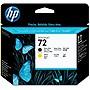 HP 72 Matte Black and Yellow DesignJet Printhead C9384A