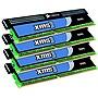 Corsair XMS3 8GB (2x4GB) DDR3 1333MHz C9 Memory Kit (CMX8GX3M2A1333C9)
