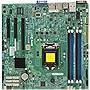Supermicro X10SLM+-F Micro ATX Server Motherboard w/ Intel C224 Chipset