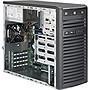 Supermicro SuperServer 5038D-I Barebone System Mid-tower Intel C222 Express Chipset Socket H3 LGA-1150 1 x Processor Support 32 GB DDR3 SDRAM DDR3-1600/PC3-12800 Maximum RAM Support 4 Total Memory Slots Serial ATA/600 Serial ATA/300 RAID Supp SYS5038DI