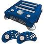 Hyperkin+SNES%2f+Genesis%2f+NES+RetroN+3+Gaming+Console+2.4+GHz+Edition+(Bravo+Blue)