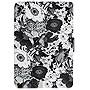 Speck StyleFolio Case for iPad mini 4 - Boysenberry Purple, Vintage Bouquet