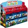 Delta Children Mickey Mouse Deluxe Book & Toy Organizer
