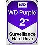 """WD Purple 2TB 3.5"""" 5400rpm SATA Surveillance Internal Hard Drive WD20PURZ"""