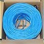 Premiertek 1000ft Cat6 Bulk Bare Copper Network Cable (Blue)