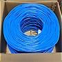 Premiertek+1000ft+Cat6+Bulk+Cable+(Blue)