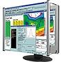 """Kantek Fresnel Wide-screen Monitor Magnifier Lens - x 24"""" Length"""