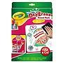Crayola Fold & Go Dry Erase Travel Pack Pink