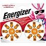 Energizer Hearing Aid EZ Turn & Lock, Size 13, 16pk, Zero Mercury