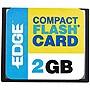 EDGE Tech 2GB Digital Media CompactFlash Card PE194529