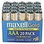 Maxell AAA Alkaline General Purpose Battery - AAA - Alkaline