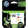 HP+951+3-pack+Cyan%2fMagenta%2fYellow+Original+Ink+Cartridges+CR314FN%23140