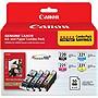 Canon 2945B011 Original Ink Cartridge - Black, Cyan, Magenta, Yellow - Inkjet