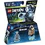 Dr. Who Cyberman Fun Pack - Lego Dimensions, Refurbished