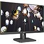 """AOC 24E1Q 23.8"""" WLED LCD Monitor - 16:9 - 5 ms - 1920 x 1080 - 16.7 Million Colors - 250 Nit - 2,000,000:1 - Full HD - Speakers - HDMI - VGA - DisplayPort - 20 W"""