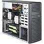 Supermicro SuperWorkstation 7039A-i Barebone Mid-tower - Intel C621 Chipset
