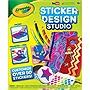 CRAYOLA STICKER DESIGN STUDIO TRANSFER YOUR DESIGNS INTO STICKERS