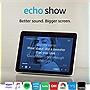 """Amazon B077THMYGN Echo Show 2nd Gen 10.1"""" HD Screen Sandstone"""