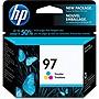 HP 97 Tri-color Original Ink Cartridge C9363WN#140 1pk