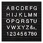 "Quartet Character Sets Pin White 1""h 300/Set 4423"