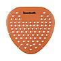 Boardwalk Gem Urinal Screens Mango Scent Orange 12/Box BWKGEMMAN