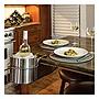 C-Line+Wine+By+Your+Side+Steel+Frame%2fRed+Wine+Adapter%2fIce+Bucket+161.06+cu+in+Stainless+Steel+20014