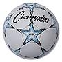 """Champion VIPER Soccer Ball Size 5 8 1/2""""- 9"""" dia. White VIPER5"""