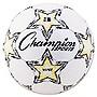 """Champion VIPER Soccer Ball Size 3 7 1/4""""- 7 1/2"""" dia. White VIPER3"""