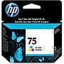 HP+75+Original+Ink+Cartridge+Single+Pack+Inkjet+tri-Color+CB337WN%23140