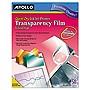 Apollo VCG7033SA Quick-Dry Color Inkjet Transparency Film 50/Box