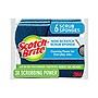 3M Non-Scratch Multi-Purpose Scrub Sponge 4 2/5 x 2 3/5 Blue 6/Pack 5265