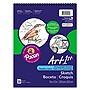 Pacon Art1st Artist's Sketch Book 80 lb 9 x 12 White 30 Sheets 103207