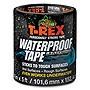 Shurtech+Waterproof+Tape+3%22+Core+4%22+x+5+ft+Black+285987