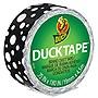 """Shurtech Ducklings 1"""" Core 0.75"""" x 15 ft Multicolor MOD Dots DUC282664"""