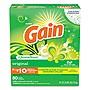 Gain Powdered Laundry Detergent Original Scent 91 oz Box 3/Carton 84910
