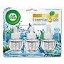 Reckitt+Benckiser+Scented+Oil+Refill+Fresh+Waters+0.67oz+3%2fPack+6+Packs%2fCarton+6233884473