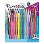 Limited+Edition+Point+Guard+Flair+Stick+Porous+Point+Pen+Medium+0.7mm+Tropical+Ink%2fBarrel+24%2fSet+1978998