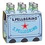 Sparkling Natural Mineral Water 8 oz Bottle 24/Carton 12135004