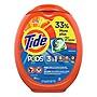 Tide Detergent Pods Original Scent 96/Tub 4 Tubs/Carton 80145