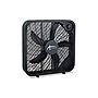 Alera 3-Speed Box Fan Black FANBX20B