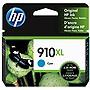 HP 910XL Original Ink Cartridge Cyan 3YL62AN140