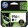 HP 916XL Original Ink Cartridge Black 3YL66AN140