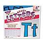 "Trend Ready Letters Playful Combo Set Blue 4""h 216/Set T79744"