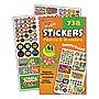 Trend Sticker Assortment Pack Praise/Reward 738 Stickers/Pad T5011