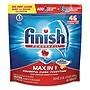 Finish Powerball Max in 1 Super Charged Dishwasher Tabs 46/Pk 4Pk/Carton